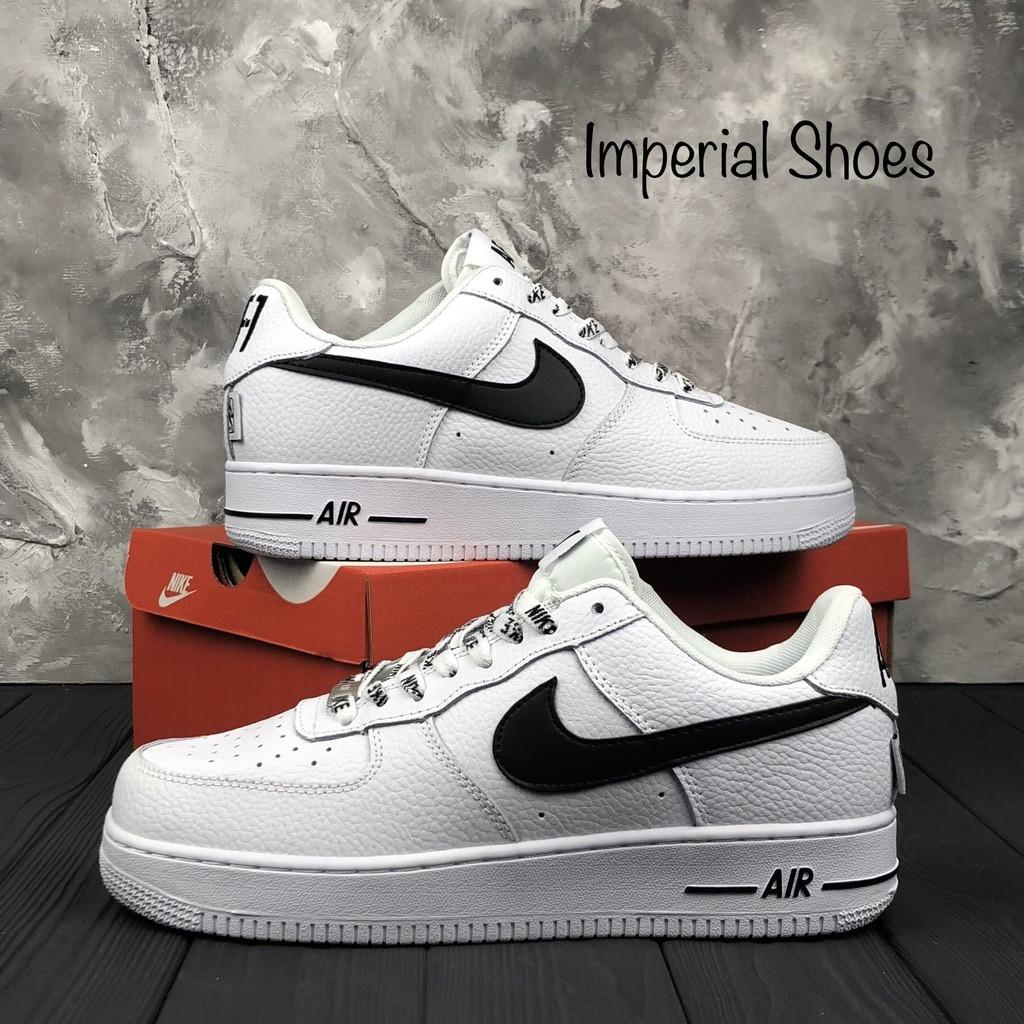 c87314db Кроссовки Nike Air Force NBA White — в Категории