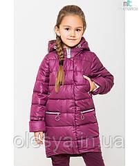 Демисезонная курточка на девочку Джулия Размеры 128- 158 Новинки 2019!
