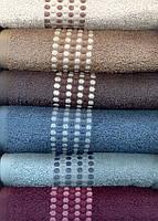 ТМ TAG Полотенце махровое Goroh (серый)