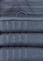 ТМ TAG Полотенце махровое  Kreativ grey