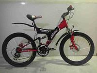 Велосипед горный AZIMUT SPRINT G-FR-D