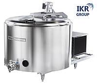Охладитель молока новый Wedholms объемом 300 литров / Охолоджувач молока