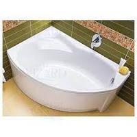 Ванна асиметрична KALIOPE (CALABRIA) 170X110 ліва з кріпленням