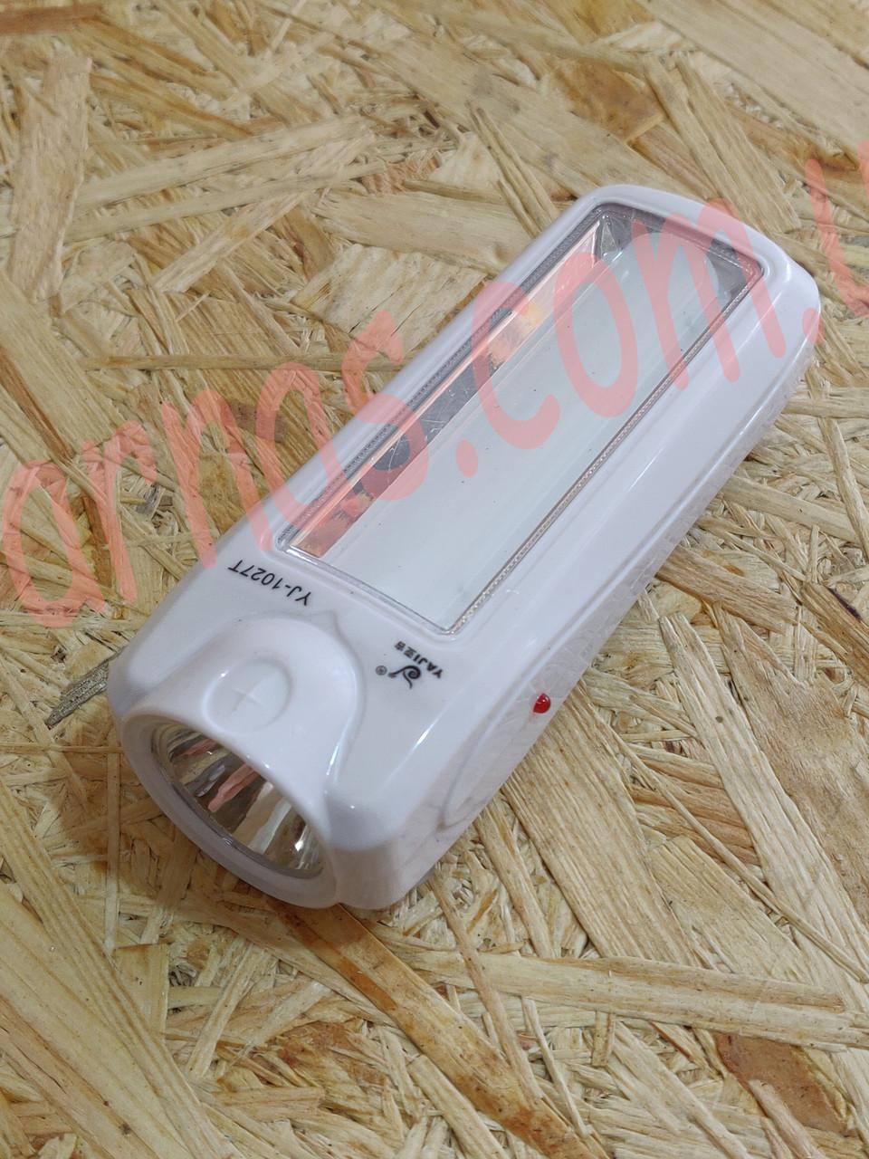 Аккумуляторный фонарь YJ-1027T