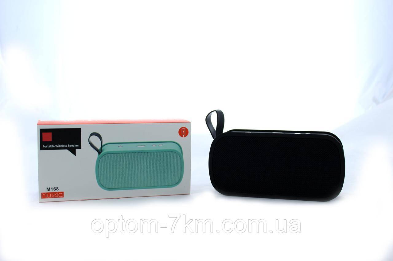 Портативна MP3 Колонка SPS JBL M168 Bluetooth S