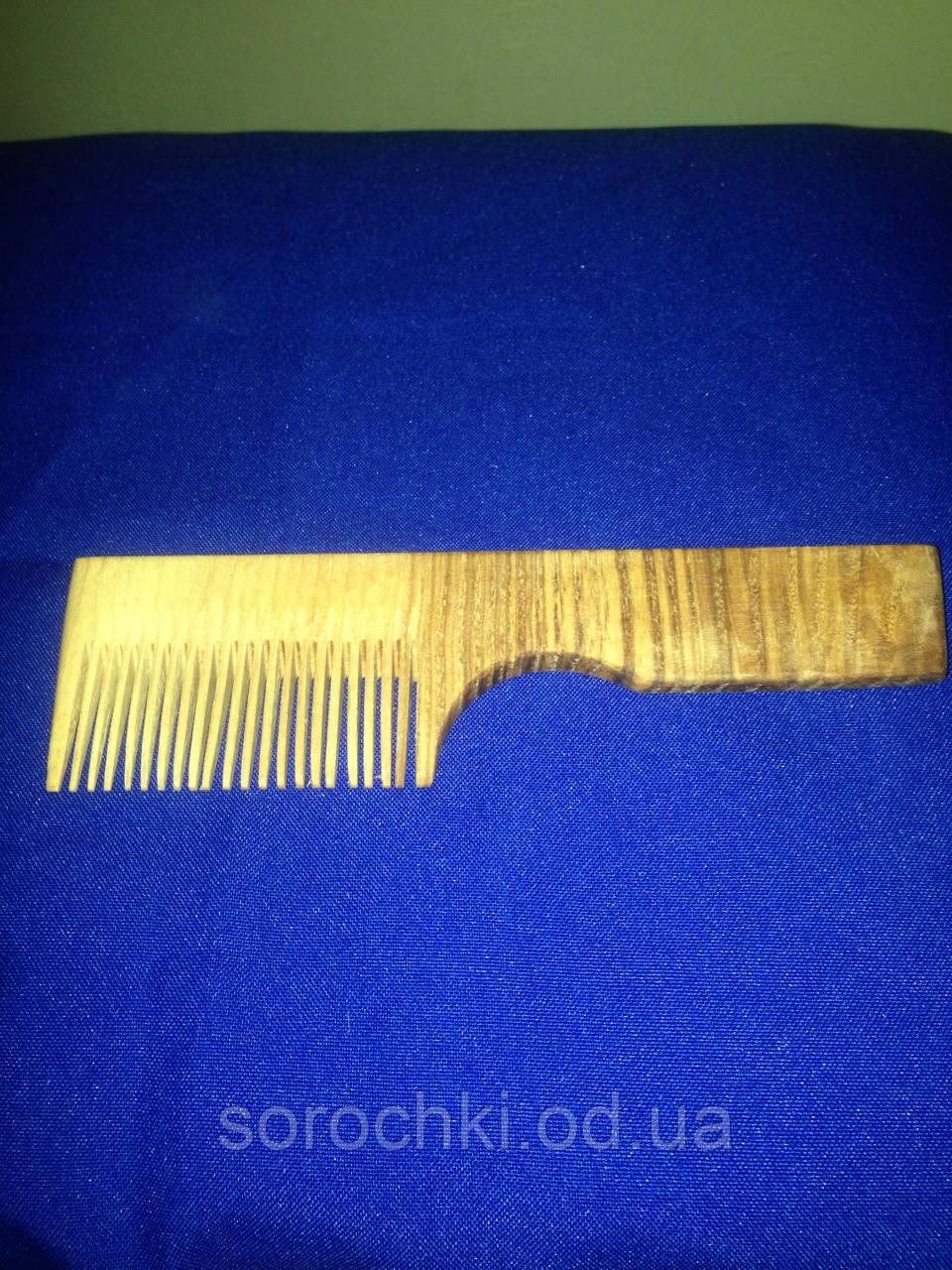 Гребни для волос , деревянные, можжевельник, ручная работа