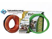 Двухжильный нагревательный кабель Volterm (обогрев 10,6 - 13,3 м²)