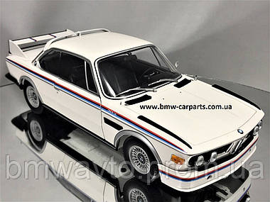 Коллекционная модель BMW 3.0 CSL, Heritage Collection, 1:18 scale, Motorsport, фото 3