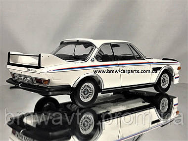 Коллекционная модель BMW 3.0 CSL, Heritage Collection, 1:18 scale, Motorsport, фото 2