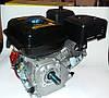 Двигатель Бензиновый к мотоблоку ЗУБР (ZUBR) VIPER 168 F-1 (6.5 л.с.) под шпонку, (для мотоблока на ремнях), фото 2