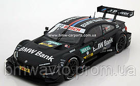 Модель автомобиля BMW M4 (F82), Bruno Spengler, #9 DTM 2014 Team Schnitzer