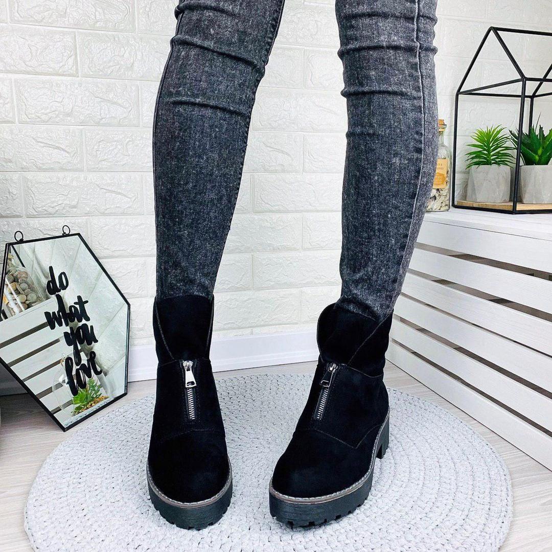 Крутейшие демисезонные женские ботинки. Польша.
