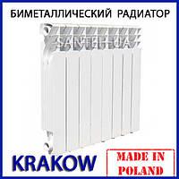 Биметаллический радиатор Krakow Польша