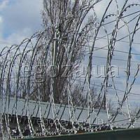 Плоская Егоза Супер 750 заграждение из колючей проволоки, фото 1