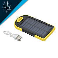 Повербанк Solar Charger Power Bank 10 000 mAh