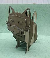 Органайзер Кот (подставка для ручек, карандашей и кистей) Кот 2