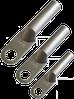 Наконечник кабельный медно-луженый удлиненный МЛКНП-16, диамтр. контакт. стержня 8мм, CNC