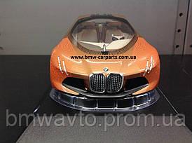 Модель автомобиля BMW Vision Next 100, Bronze, Scale 1:18