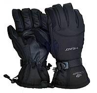 Перчатки горнолыжные Outlast HEAD - влагозащита, ветрозащита (BLACK)