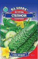 Огірок Степовий, пакет 1г - Насіння огірків