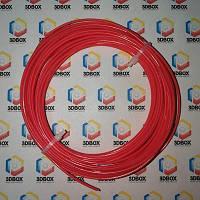 ABS-пластик (АБС-нить) для 3D-ручки | 10м | Красный