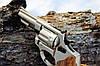 "Револьвер Zbroia PROFI 3"" (сатин / бук) под патрон флобера 4мм, фото 3"