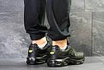 Мужские кроссовки Nike Air Max Tn (черные) весна-осень, фото 6