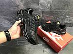 Мужские кроссовки Nike Air Max Tn (черные) весна-осень, фото 5