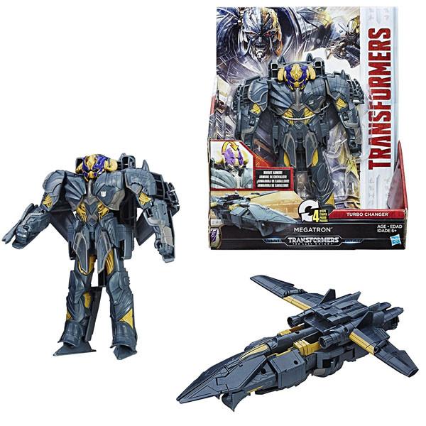 Трансформеры 5 Трансформер робот Мегатрон Transformers 5 The Last Knight - Megatron. Десептикон