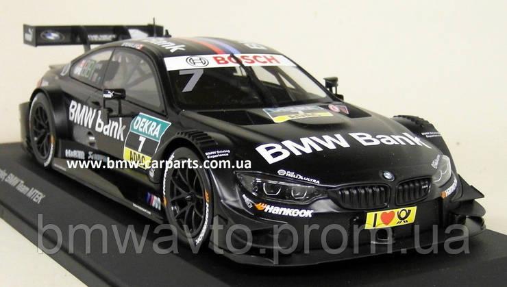 Модель автомобиля BMW M4 DTM Снята с производства!, фото 2