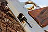 Стартовый пистолет EKOL LADY 9 мм (сатин с позолотой), фото 7