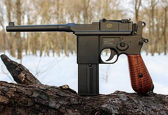 Пневматический пистолет Sas Mauser M712 (Blowback)