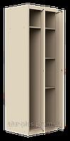 Шкаф хозяйственный металлический 1800х800х500