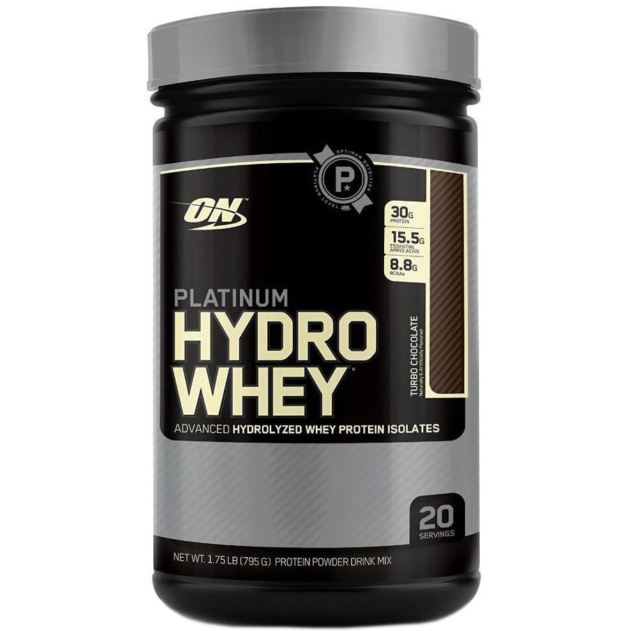 Optimum Nutrition Platinum HydroWhey 800 г