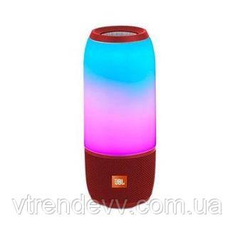 Колонка портативная со светомузыкой JBL Pulse 3