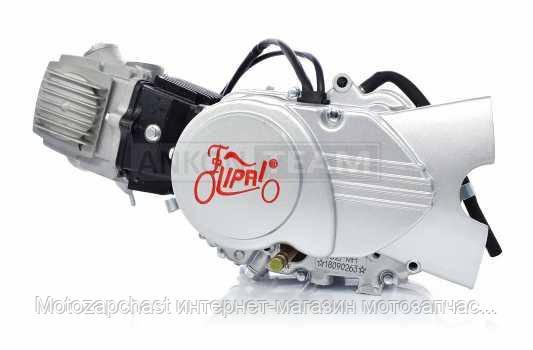 Двигатель Delta 110 см3 d-52,4mm механика бесстартерный LIPAI