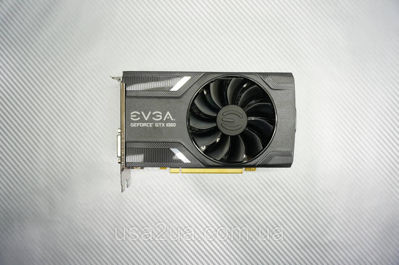 Видеокарта EVGA GTX 1060 3 GB GDDR5 192-bit распродажа акция