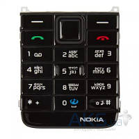 Клавиатура (кнопки) Nokia 3500 Classic Black
