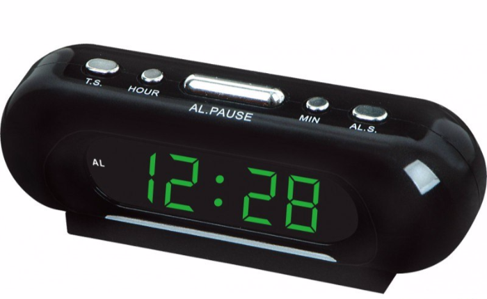 f7970e01030a Настольные часы VST 716-2 - купить по лучшей цене в Одессе в ...