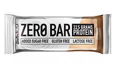 Протеиновый батончик BioTech Zero Bar 50g.(КАПУЧИНО)