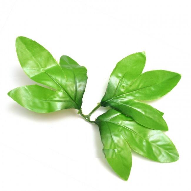 Лист дуба для букета L-11 (250 шт./ уп.) Искусственные цветы