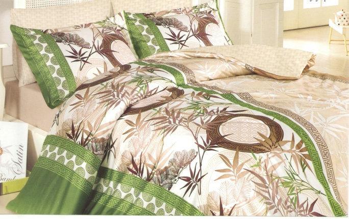Комплект постельного белья на кнопках Atelier Romana бязь полуторной 145х210