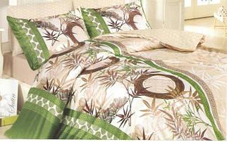 Комплект постельного белья на кнопках Atelier Romana бязь Бамбук полуторный 145х210