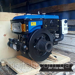 Двигатель ZH1100 NDL (18 л.с. электростартер)