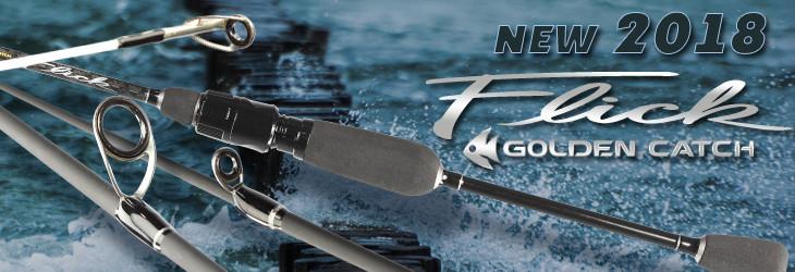 Спиннинг Golden Catch Flick FLS-702ULS 2.13м 0.5-6г