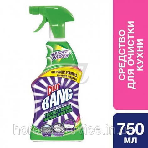 Средство для чистки Cillit Bang Антижир 0,75 л, фото 2