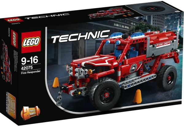 Lego Technic Пожарный внедорожник 42075