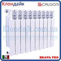 Радиатор биметаллический CALGONI BRAVO PRO 500х96 (Италия)