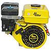 Двигатель Бензиновый к мотоблоку Кентавр (Kentavr) ДВЗ-200БЗР 6.5 л.с. Шкив на 3 ручья Фильтр в Масляной Ванне, фото 4