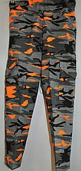 Лосины от 7-10 лет, брюки для девочек. Детская одежда оптом.